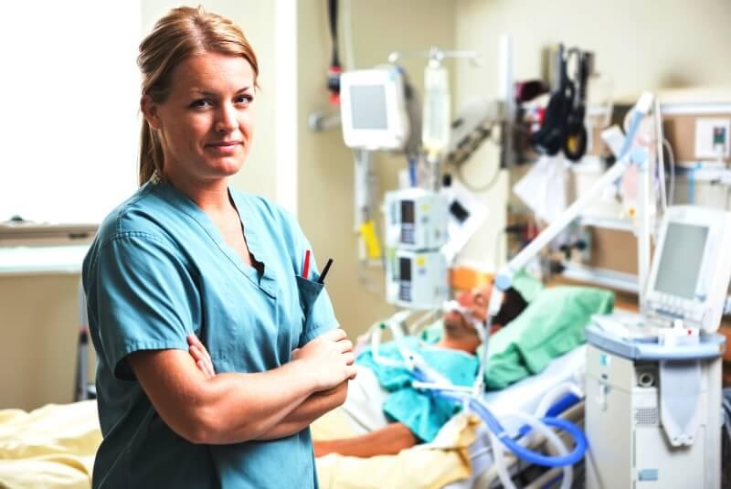 Профессия медицинская сестра