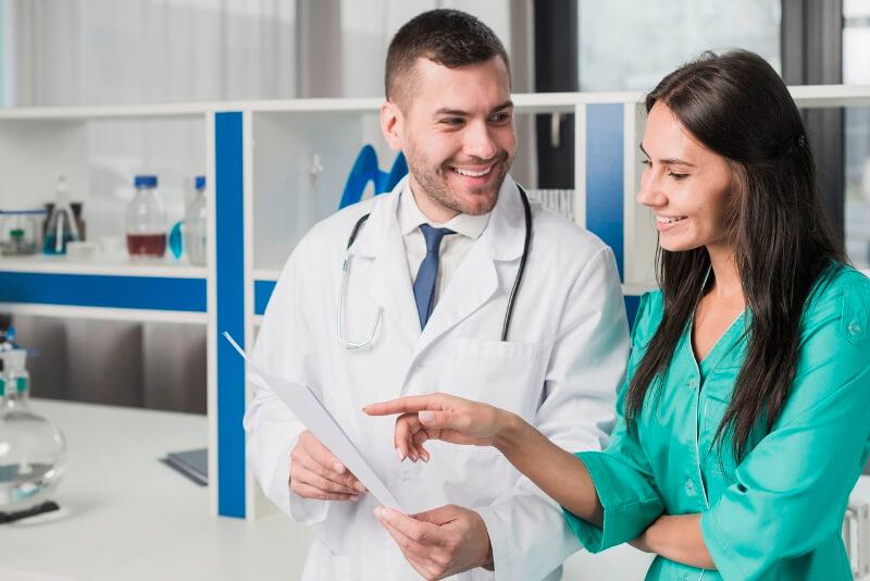 Документация старшей медсестры: разделы