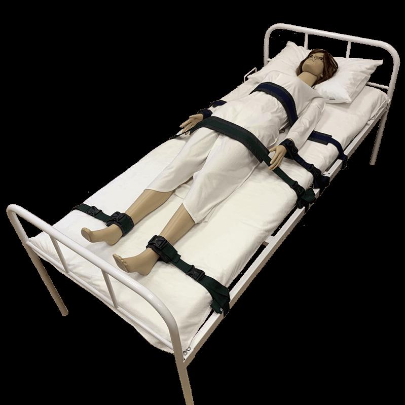 Медицинская сестра психиатрии: фиксация пациента