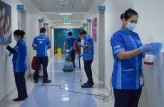Проведение генеральной уборки в медицинских учреждениях